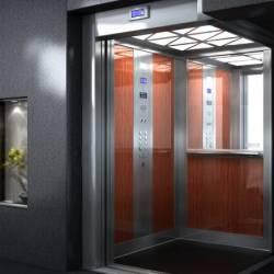 Дизайн лифтовых кабин